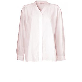 Masai Clothing Idaka Pink Crickle Effect Blouse