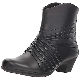 Rockport Womens Brynn Cuir Fermé Toe Ankle Fashion Boots