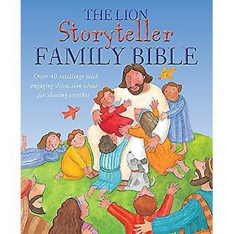 The Lion Storyteller Family Bible by Bob Hartman - 9780745978420 Book
