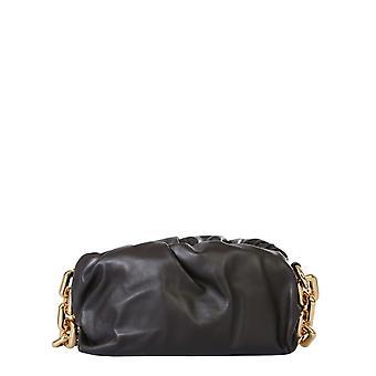 Bottega Veneta 620230vcp402132 Women's Brown Leather Clutch