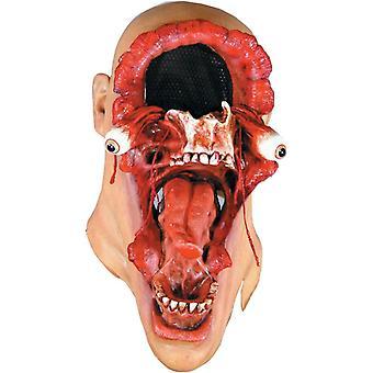 Sprengt hodet Premiere maske For Halloween