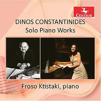 Solo Piano Works [CD] USA import