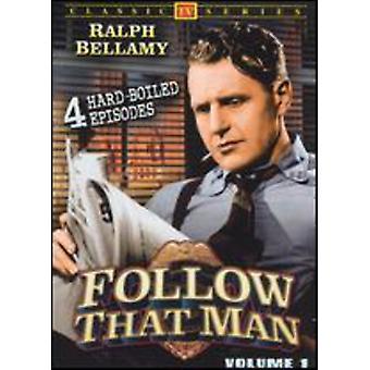 Seuraa, että mies: Vol. 1 [DVD] USA tuonti