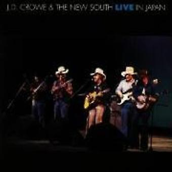 J.D. Crowe & New South - Live in Japan [CD] USA import