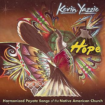 Kevin Yazzie - Hope-Harmonized Peyote Songs of the Nati [CD] USA import