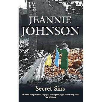 Secret Sins by Jeannie Johnson - 9780727877277 Book