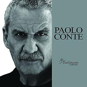 Paolo Conte - Platinum Collection [CD] USA import