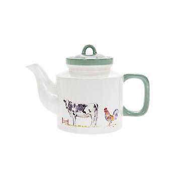 Country Life Farm Teapot
