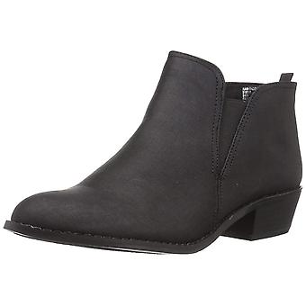 Rampage Womens Ram-Saddie Closed Toe Ankle Fashion Boots