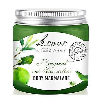 Bergamot body jam balm 120 ml