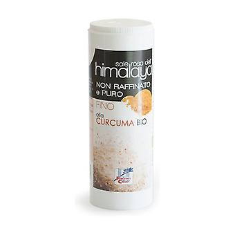 Himalayan pink salt with turmeric (in dispenser) 200 g