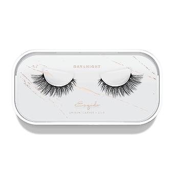 Esqido Unisyn False Eyelashes - Day & Night - Natural & Lightweight Fake Lashes
