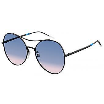 Napszemüveg Női TH1668/S 2F7/O fekete, kék/rózsaszín szemüveggel