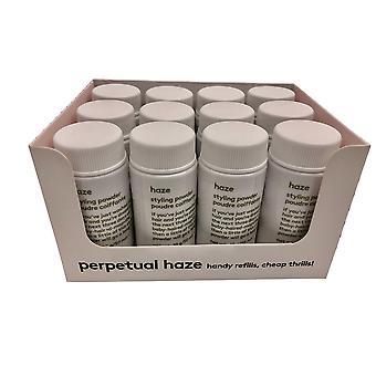 evo Perpetual Haze Hair Styling Powder Refill 0.35 OZ x 12
