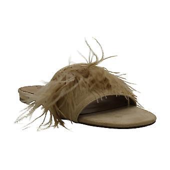 ZIGIny Taylah Flat Sandals (6.5 M, Cinnamon)