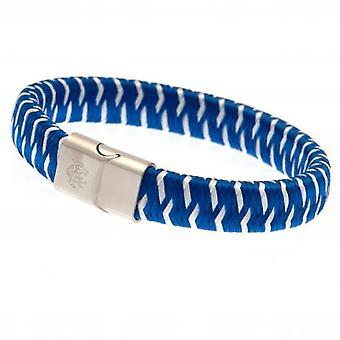 Rangers Woven Bracelet