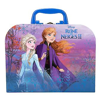 Disney Frozen Children's My Activity Case Set with 40pc Creative Accessories Set
