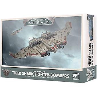 Spiele-Workshop - Aeronautica Imperialis: T'au Tiger Shark Fighter-Bombers