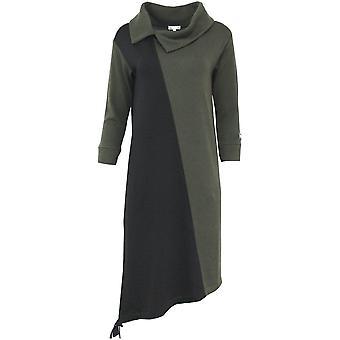 NAYA Naya Green Black Dress 167