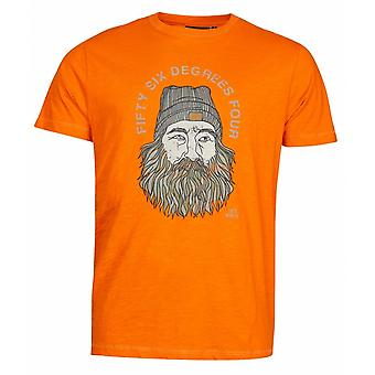 NORTH 56°4 North 56°4 Explorer Theme T Shirt