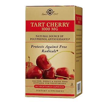 Solgar Tart Cherry, 1000 mg, 90 V Caps