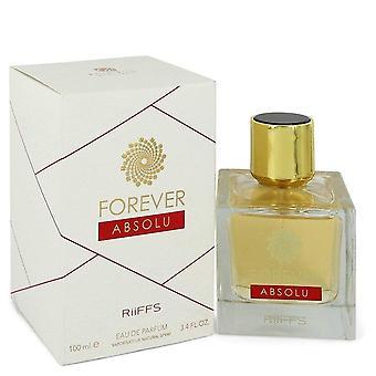 Forever Absolu Eau De Parfum Spray By Riiffs 3.4 oz Eau De Parfum Spray