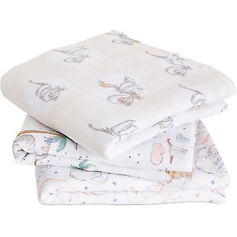 Adenský + Anais Classic Swaddle 3 Pack