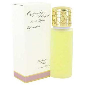 Quelques Fleurs By Houbigant Eau De Parfum Spray 3.4 Oz (women) V728-400881