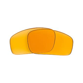 عدسات استبدال ل Oakley الوحش الجرو النظارات الشمسية المضادة للخدش الأصفر