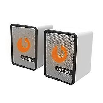 FANTECH GS203 Portable Mini Magnet-free 3.5mm USB Plug RGB Lightning