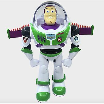 Uguete Woody Buzz Lightyear Music/light With Wings, Doll Action Figure,