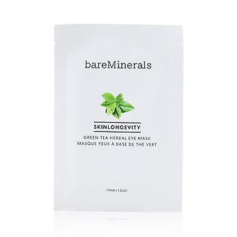 Skinlongevity Green Tea Herbal Eye Mask - 6pairs