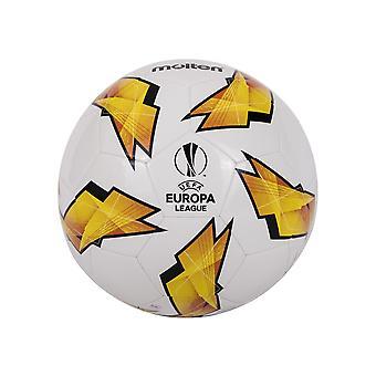 Molten UEFA Europa League Official 1000 Replica Football Blanc - Mini
