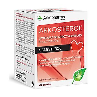 Arkosterol Red Yeast Rice 120 capsules