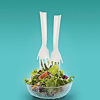 Käyttämättömän käden salaattipalvelimet