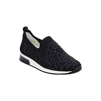 Ara Slip On Trainer Shoe - 24067