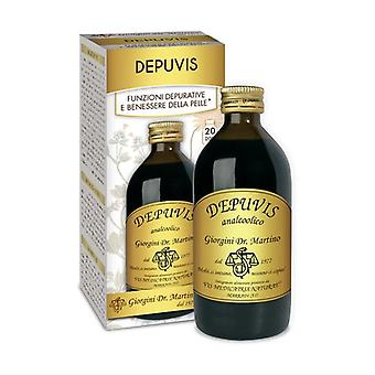 DEPUVIS 200ML LIQUID ANALCOL None