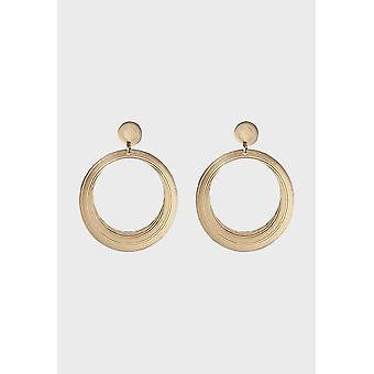 Kalevala Earrings Women's Cosmos Bronze 3668772T