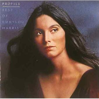 Emmylou Harris - profiel-Best of [CD] USA import