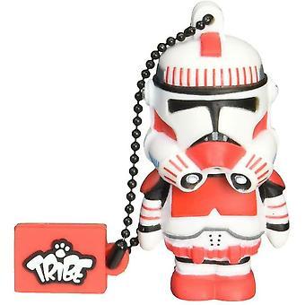 Tribe 16GB Pen Drive Disney Star Wars Shocktrooper USB Memory Stick Flash Drive