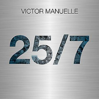 Victor Manuelle - 25/7 [CD] USA import