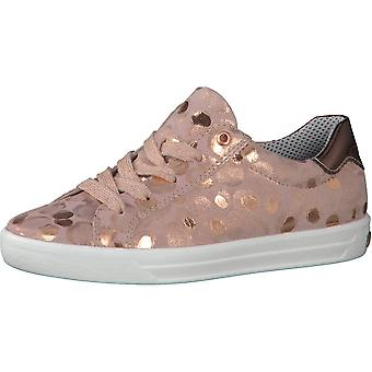 RICOSTA Laced & Zipped Trainer Style Shoe