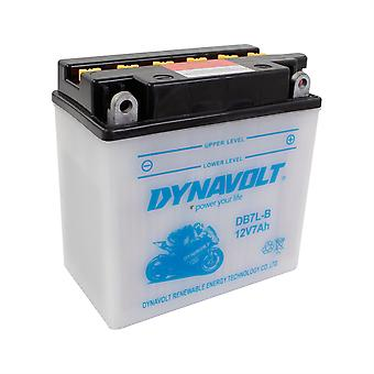 Dynavolt 12N73A Conventional Dry Charge Battery