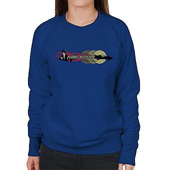 Sudadera Knight Rider Turbo Booster Women's