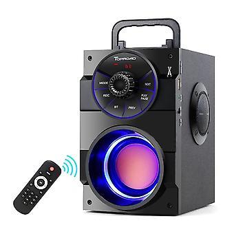 Kannettava Bluetooth-kaiutin Big Power Langaton Stereo Heavy Bass Sound Box