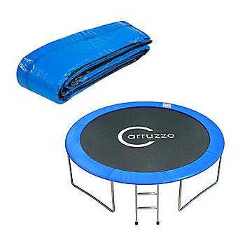 Krawędź trampoliny - 304 cm - 10 Ft - niebieski