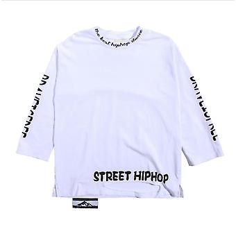 Прохладный хип-хоп, Top Pullover карман, бег танец, костюм случайные брюки