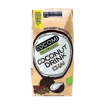 Coconut Drink Flavor Chai Bio 330 ml