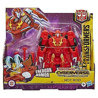 Transformers Hot Rod Cyberverse Ultra Action Figure