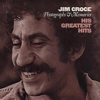 Croce,Jim - Photographs & Memories: His Greatest Hits [Vinyl] USA import